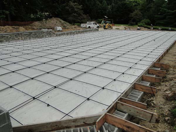 Post Tension Concrete   ProSport Construction, Inc