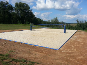 Official Sand Volleyball ct